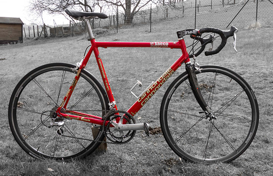 Cannondale R4000 Saeco