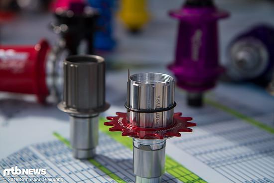 Die Stahl-Stifte schützen den Antriebskörper vor Beschädigungen