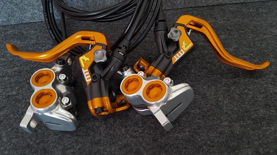MT7 Special Edition - Enduro Orange