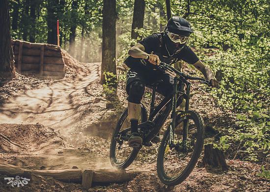 Bikepark Beerfelden 08.05.2016