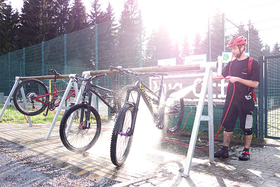 Devinci Bike Wash