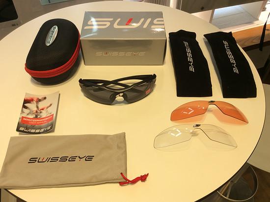 Swiss Eye Concept M Re+ mit Fernstärke