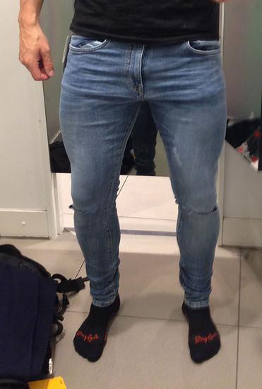 Enduro Jeans?
