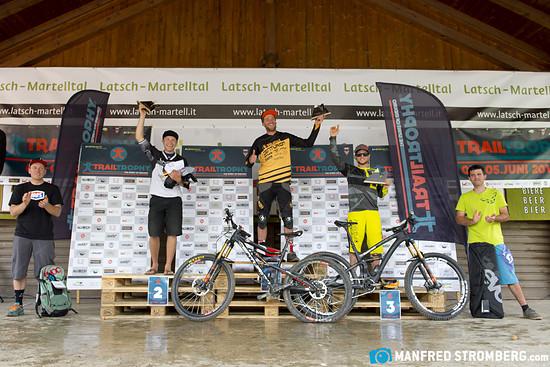 Podium Rider Class Men