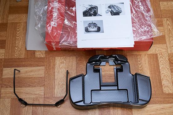 Graupner MX-20 Contest-Pult DSC04525