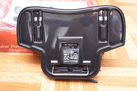 Graupner MX-20 Contest-Pult DSC04535