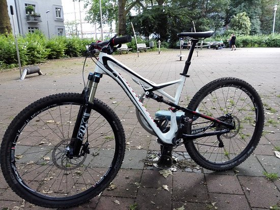 Camber Comp Carbon