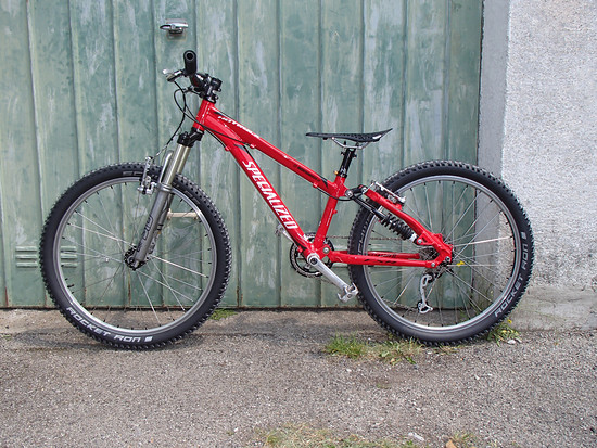 Specialized Hotrock FSR A1
