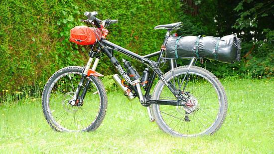 Projekt Bikepacking