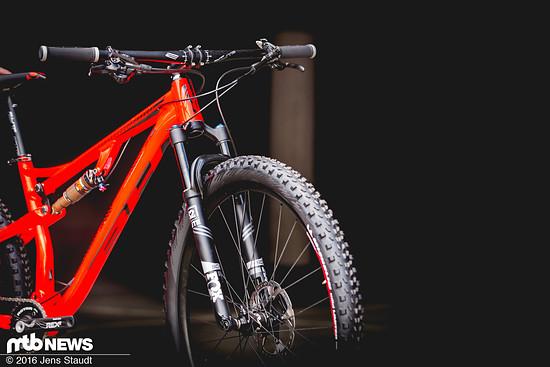 Brandneu ist das BH Bikes Lynx Race