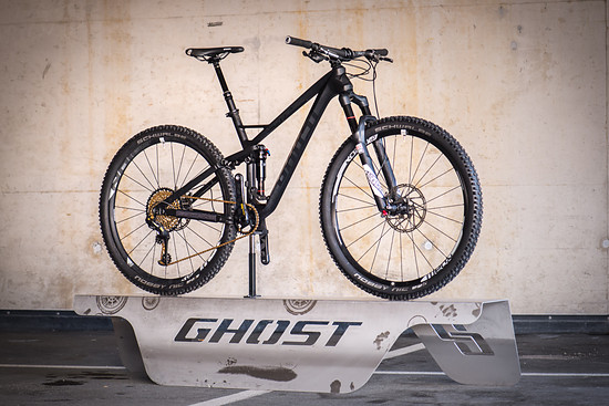 GHOST-Bikes MY2017 - preview to our new SL AMR LC 29