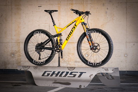 GHOST-Bikes MY2017 - preview to our new SL AMR 27,5