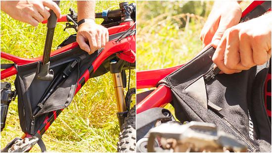 AMR Taschensystem Rahmentasche
