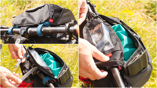 AMR Taschensystem Lenkertasche