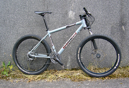 Cannondale F1000 mit Lefty