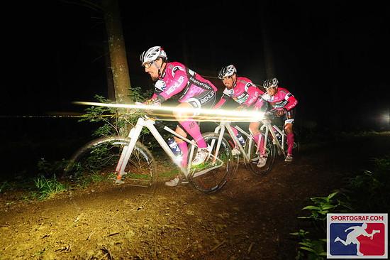 Night on Bike in Radevormwald