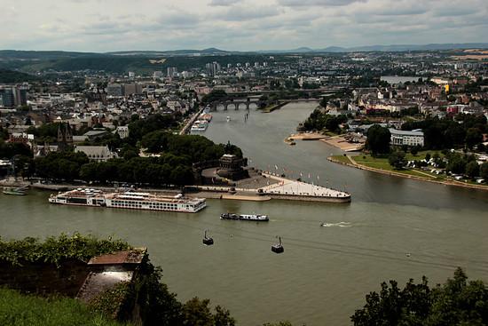 Koblenz (Deutsches Eck)