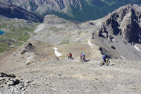 Hautes-Alpes 2016: Ruhetag
