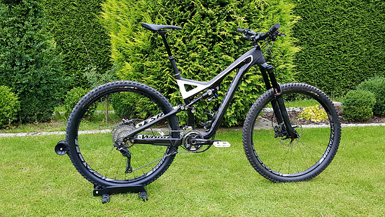 2013 Stumpjumper S-Works 29 (updated)