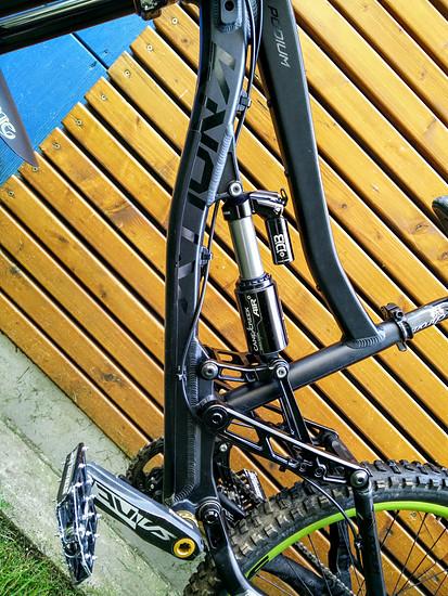 Knolly Podium Custom Aufbau von Bikerin Mrs Bergamont