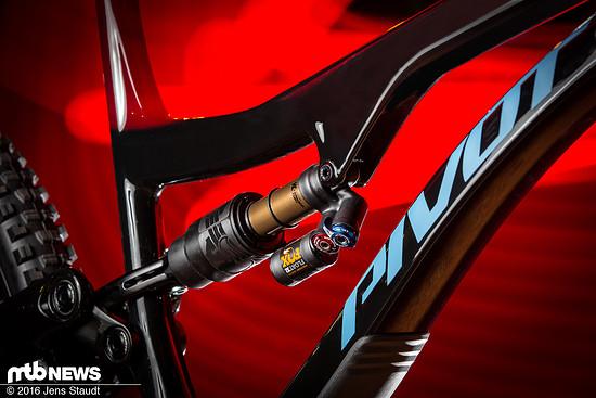 Ein ausführlicher Test des Bikes folgt bald.