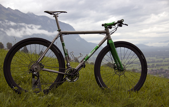 Alliance TITANIUM Allroad bike