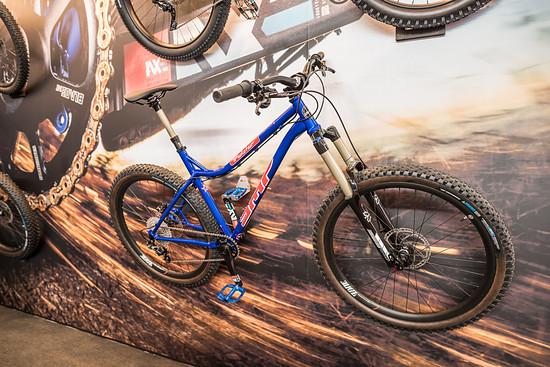 Eurobike 2016 Trailstar von DMR - Foto: Laurin Ring Photography