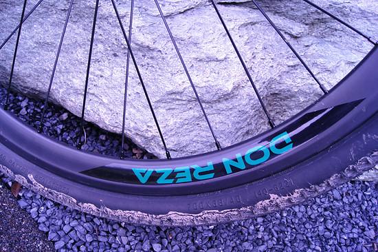 light bicycle Custom-Carbonfelgen