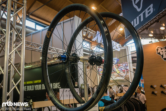 Auch die KOM-Laufräder bekommen einen großen Bruder mit 29 mm Innenweite für den Enduro-Einsatz