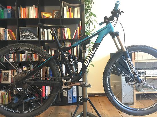 Mein Do it all Bike