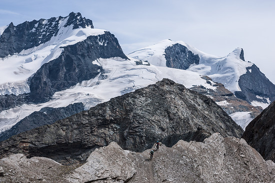Den rauen Charakter der Alpen darf man nicht unterschätzen