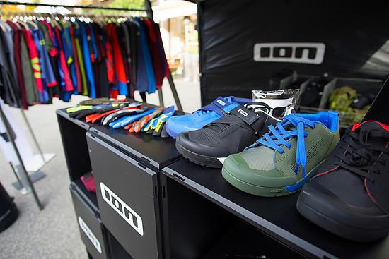 Neue Schuhe im 2017er Sortiment von ION