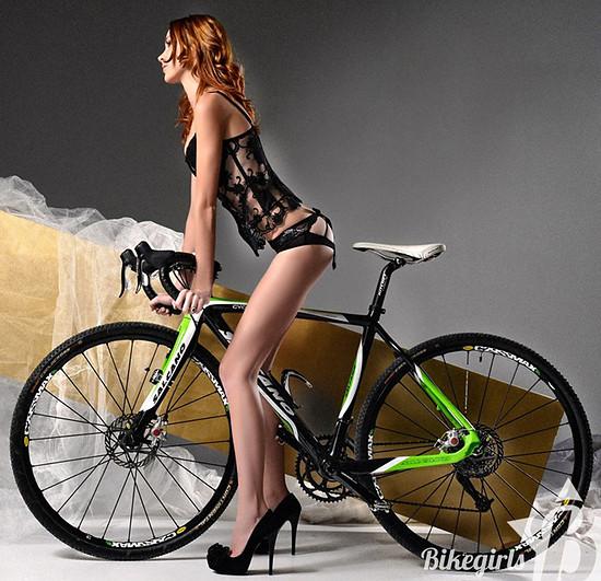 Fahrradfahren mit Stil..