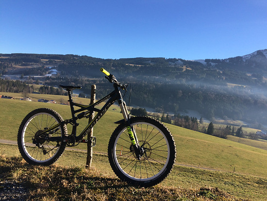 Specialized Enduro Evo 2013
