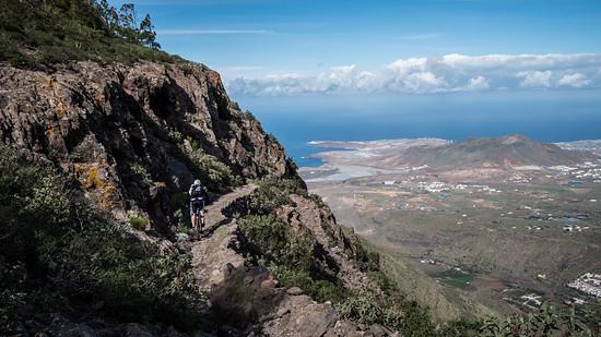 Gran Canaria - Camino de Los Romeros