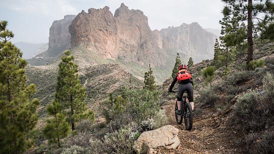 Gran Canaria - Montaña de Los Jarones