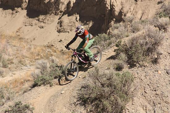 Rider: CaribooYJ - Trail: The Classic (Seasons)