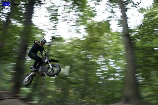 K-Rider e bike freerider