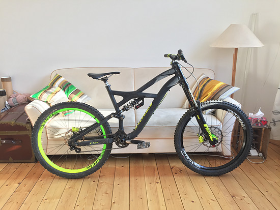 """Specialized Enduro 26"""" - Park Edition"""