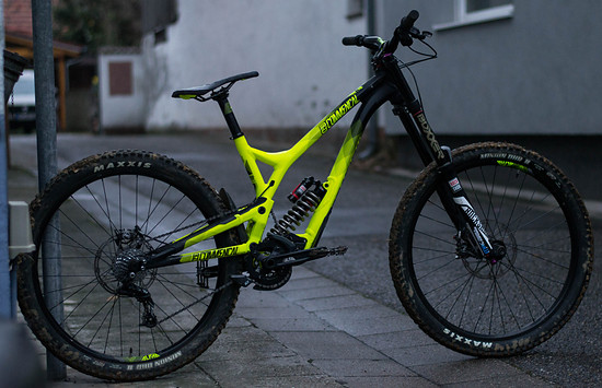 mein neues- Commencal v4