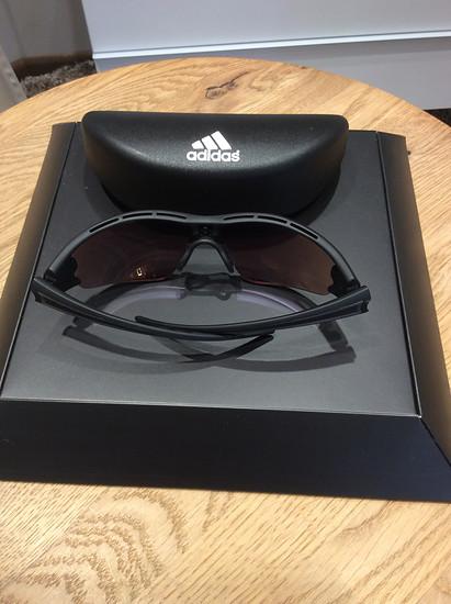 Adidas Evil Eye Halfrim S mit Stärkengläser für die Ferne
