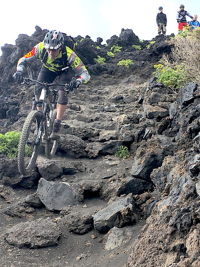 La Palma Treppen...
