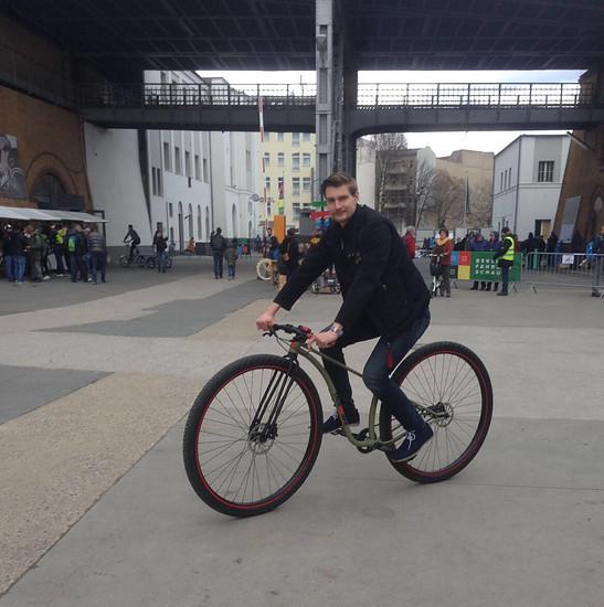 36 Zoll Bike