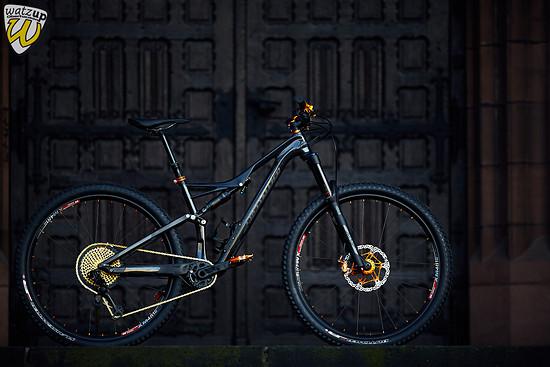 Specialized Stumpjumper FSR Pro Carbon 29