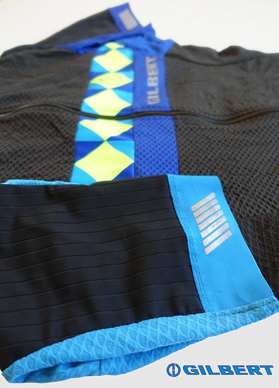 Mesh Summer jersey 2017 arms