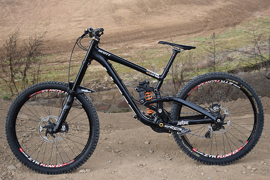 Scott Gambler 2015 Custom Black Edition