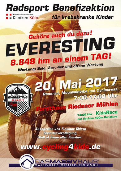 Everesting Plakat