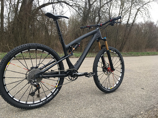 Rocky Mountain Element MSL