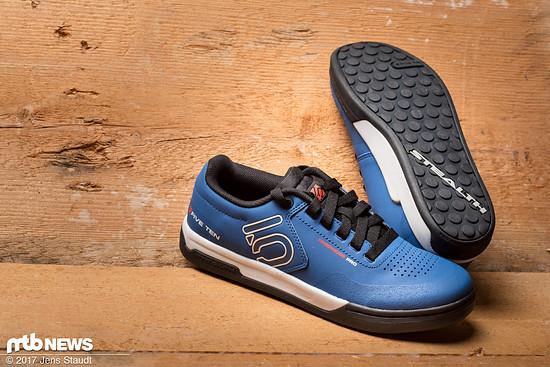 Five Ten Freerider Pro – wie schlägt sich der Schuh auf dem Trail und im Vergleich zu den Five Ten Modellen Freerider High und Danny MacAskill?