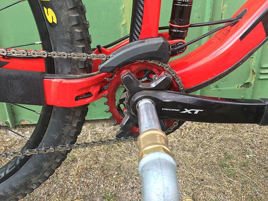 Trek Remedy 9 RSL - Shimano XT mit Absolut Black Oval